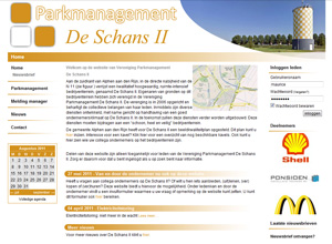 Parkmanagement De Schans II